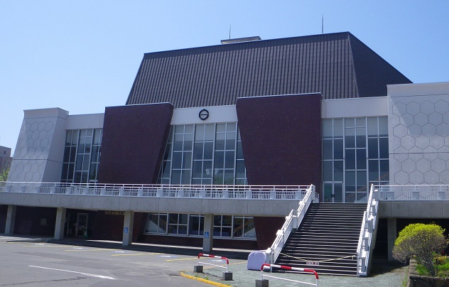 市民 会館 恵庭